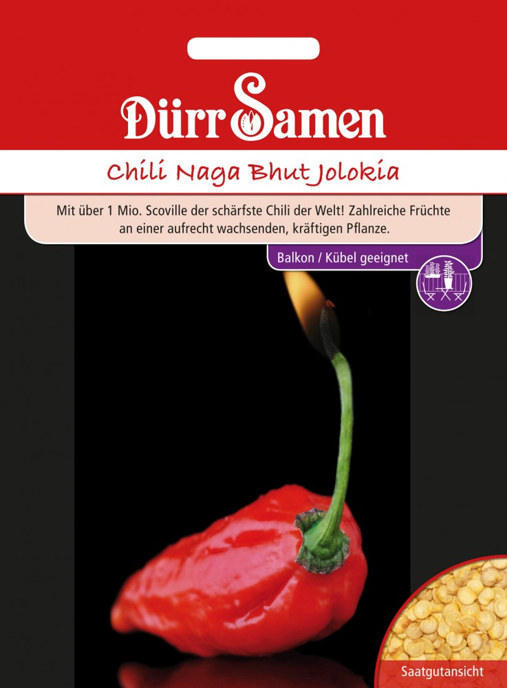 paprika pepperoni chilisamen naga bhut jolokia 3 99 samensho. Black Bedroom Furniture Sets. Home Design Ideas
