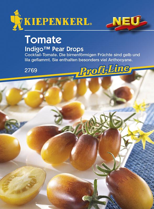 tomaten indigo pear drops samenshop24 saatgutversand seit 1928. Black Bedroom Furniture Sets. Home Design Ideas