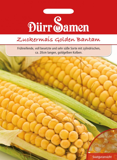 Zuckermais Golden Bantam, 1kg