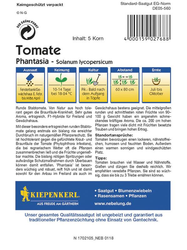tomaten strauchtomate phantasia f1 braunf uletolerant samenshop24. Black Bedroom Furniture Sets. Home Design Ideas