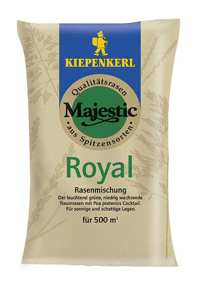 Majestic Royal mit Poa supina 10kg