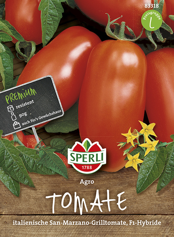 tomate agro f1 san marzano grilltomate samenshop24 saatgutversand. Black Bedroom Furniture Sets. Home Design Ideas