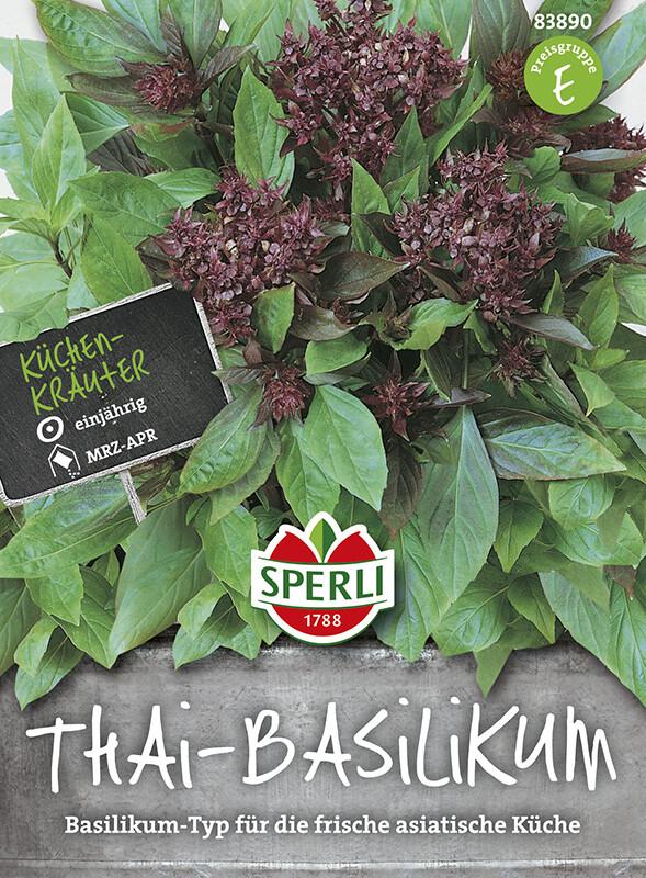 Basilikum Thai-Basilikum