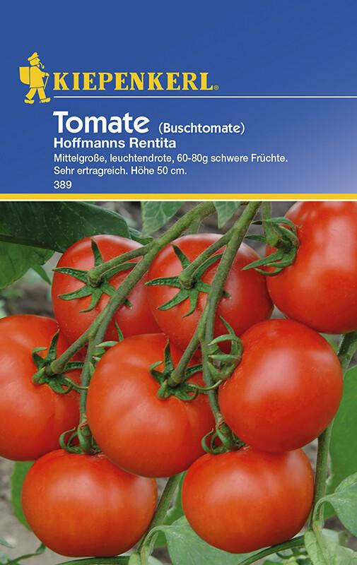 tomate buschtomate hoffmanns rentita samenshop24 saatgutversand s. Black Bedroom Furniture Sets. Home Design Ideas