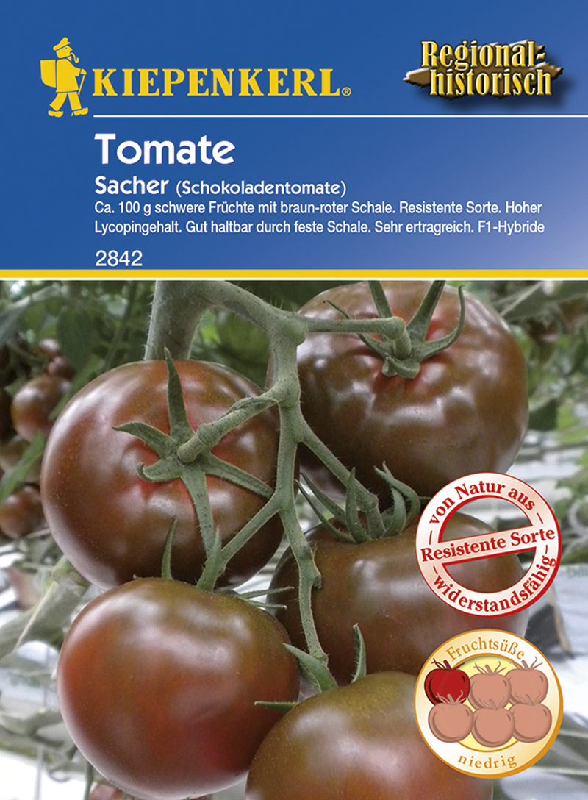 tomate schokoladentomate sacher 5 49 samenshop24 saatgutfa. Black Bedroom Furniture Sets. Home Design Ideas