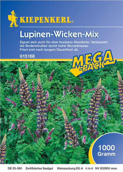 Lupinen-Wicken Mix 1Kg
